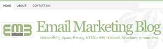 Blog Email Marketing by Stefano Bagnara